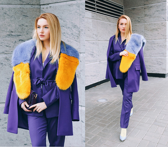 Darya Yakovleva -  - Russian Fashion week 3d day