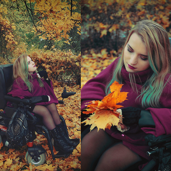 Sylwia Błach -  - Autumn look