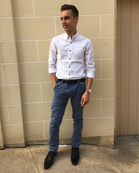 Kyle Magri - Asos Shirt - Smart look