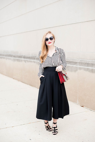 Ashley Hutchinson -  - Milly Culottes