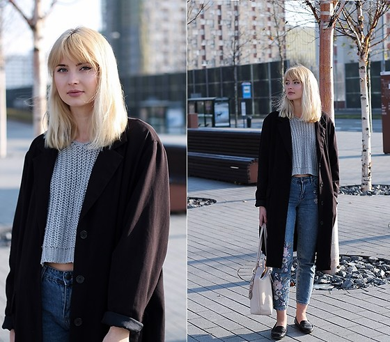 Martyna Lupa - Bik Bok, New Look, Vintage, Michael Kors - Flower denim