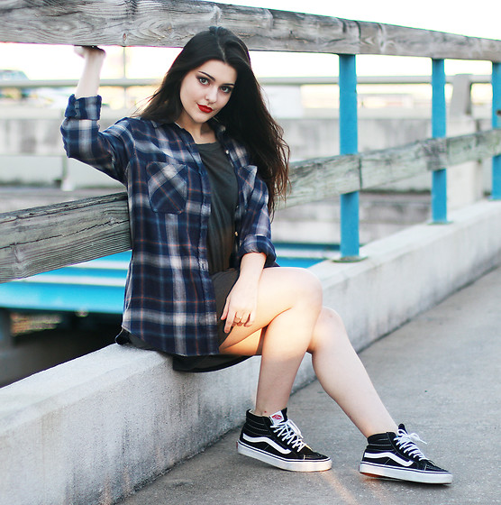 Carly Maddox -  - Dresses + Sneakers