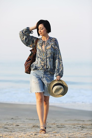 Aleksandra L. - Shirt - CASUAL BEACH