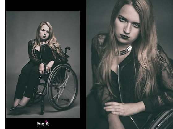 Sylwia Błach -  - Black total look