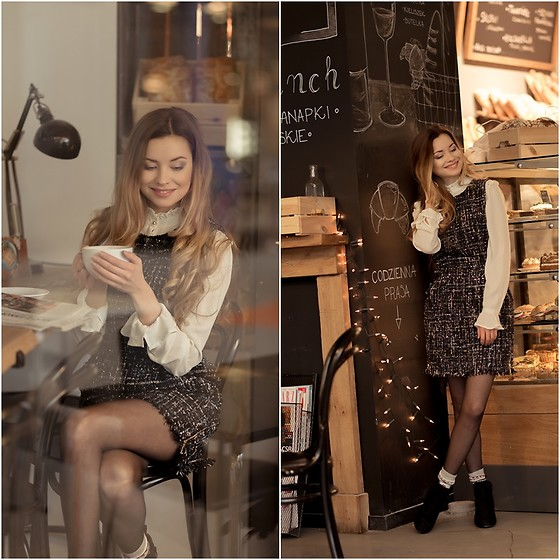 Juliette Jakubowska -  - FRENCH BAKERY AND MILENA PŁATEK DRESS