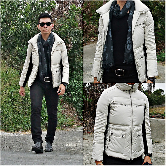 YuChen Lin -  - Down jacket
