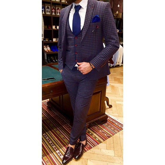 BeGentlemen - Begentlemen Pocket Square, Begentlemen Shoes, Begentlemen Blazer, Begentlemen Suits - 1 -