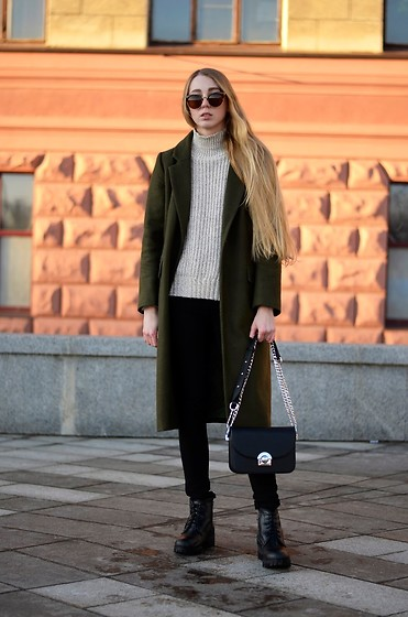 Lisa - Zaful Bag, Zaful Coat, Zaful Sweater - My favorite coat