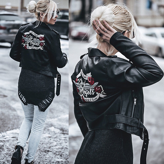 Oksana Orehhova - Windsor Jacket, Windsor Jeans - MY KIND OF TOWN
