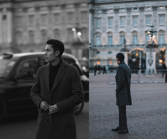 Mike Quyen -  - Back in London