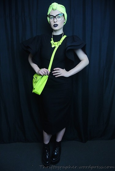 Ciara Kelley -  - Neon accessories