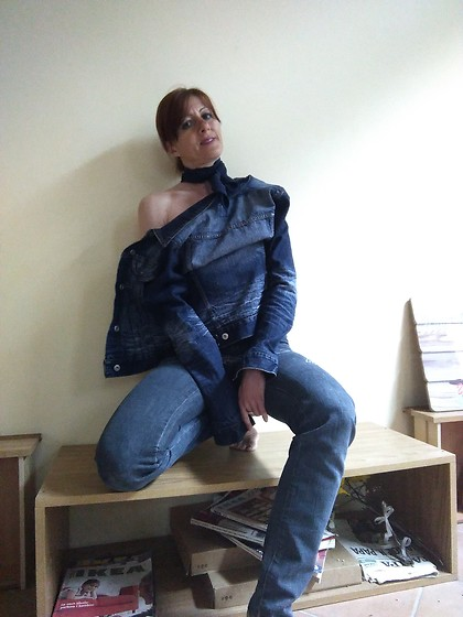 Babaluccia -  - Denim and me OOTD
