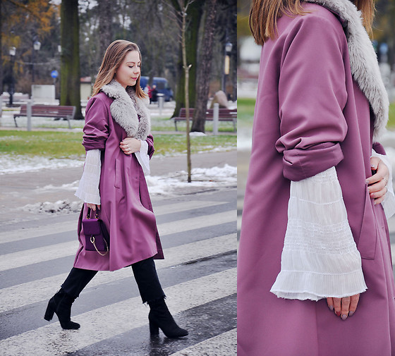 Martyna R -  - Flared sleeves
