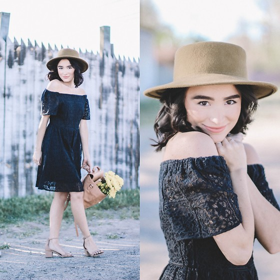 Karissa Marie -  - Little Summer Black Dress
