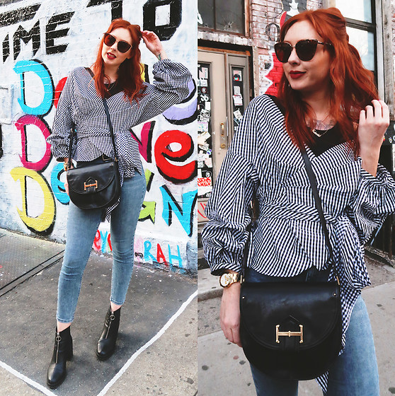 Trixie Belle (instagram = TRIXANDTHECITY) -  - GINGHAM FEVER