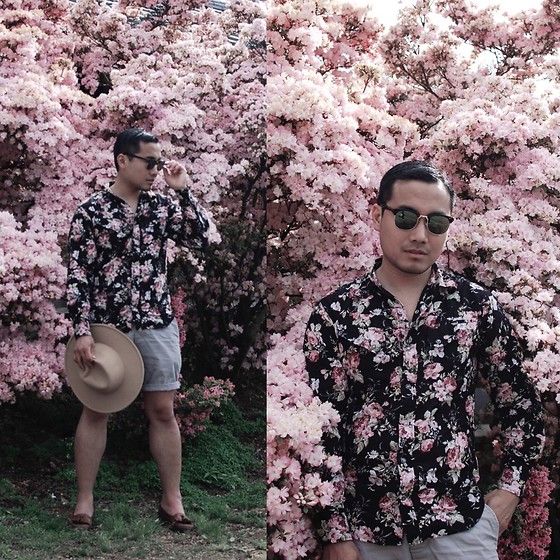 KIKO CAGAYAT - H&M Shorts - Blending in
