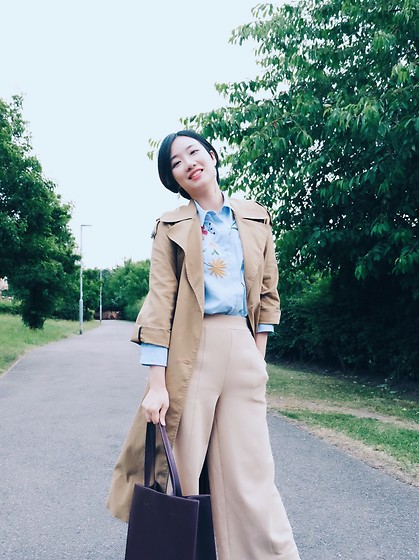 Yueming - Uniqlo Trousers - Missing you in summer