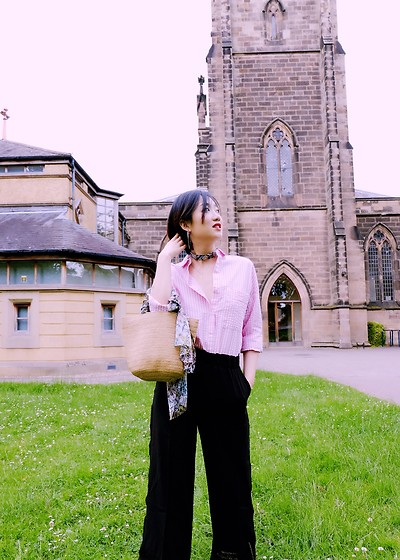 Yueming -  - Weekend Look