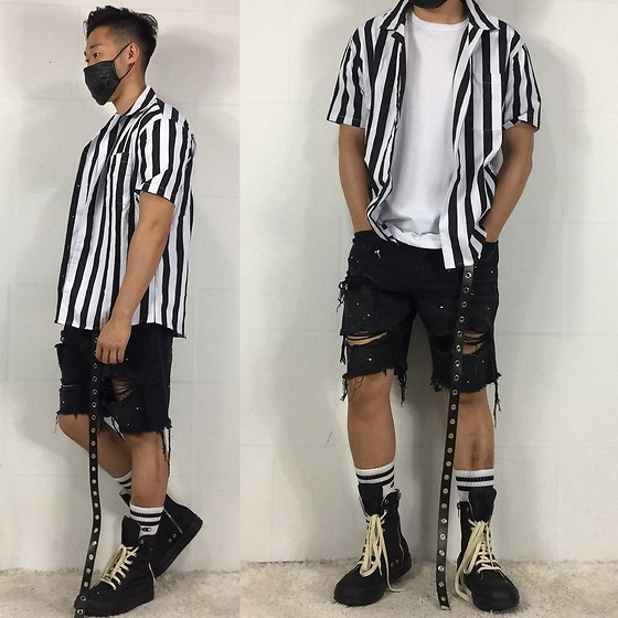 Ip Ricky - Ig: Wood Place Shirt, Fb: Woodxplace Pants - Summer 34