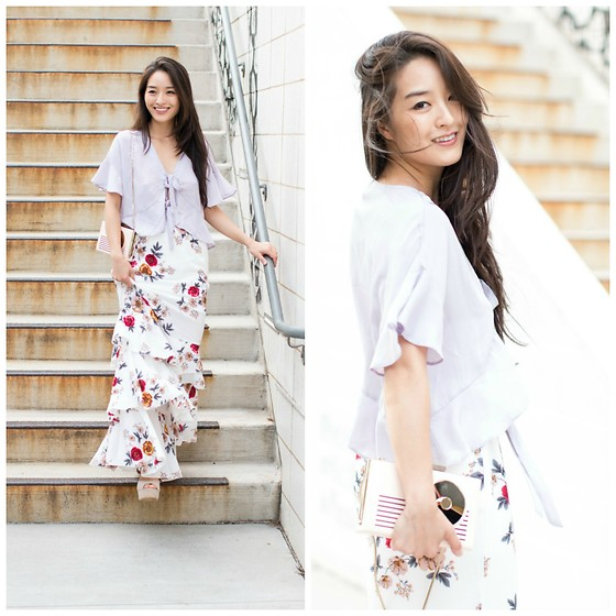 Kimberly Kong -  - Channeling My Inner Princess with Pretty Pastel Clothing