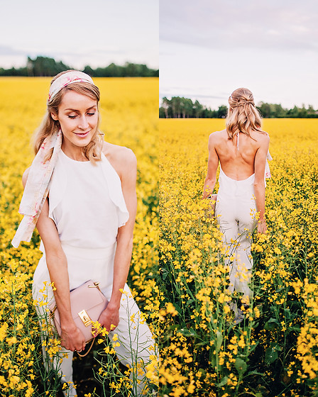 Anna Pauliina -  - RUNNING WILD ON THE FIELDS OF GOLD