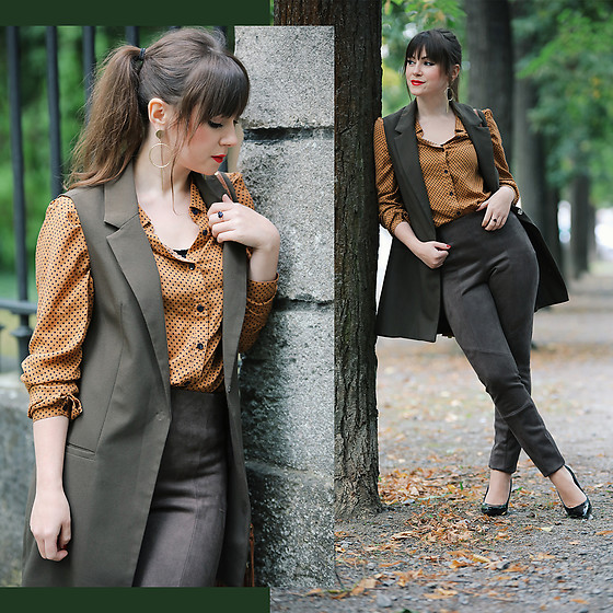 Anastasia -  - Fall Ofiice Look