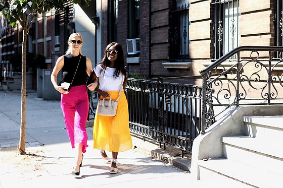 Emma Brown -  - Colorful in West Village