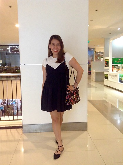 Marisil A - Aldo Bag, Charles&Keith Shoes, H&M Top, Banana Republic Dress - 289 sundate 100817