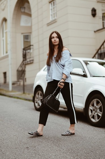 Jeany Roge -  - Casual Streetstyle