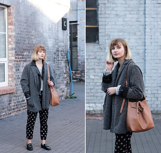 Martyna Lupa - Vintage, Parfois, H&M, Pull&Bear - B-day girl