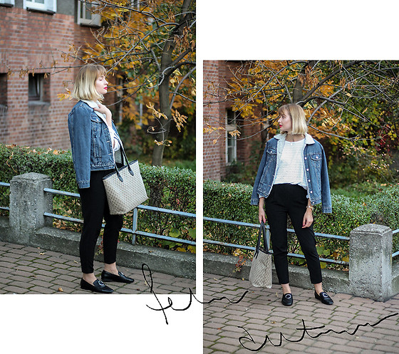 Martyna Lupa - Vintage, Vintage, Only, H&M, Pull&Bear - Autumn vibes