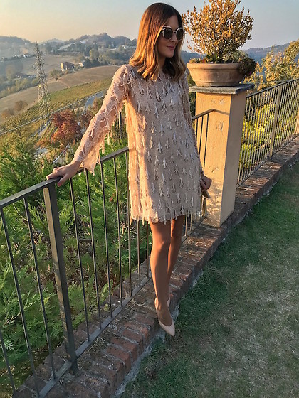 Marianela Yanes - Zara Dress, Pull & Bear Heels - The perfect Dress