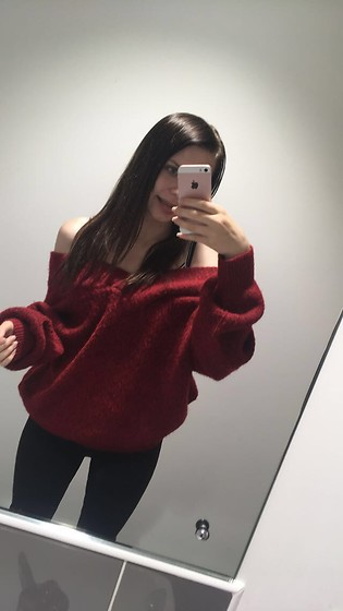 Charley - New Look Red Jumper - Chill out