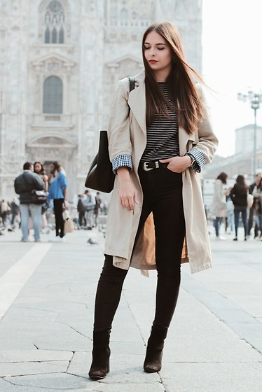 Jeany Roge -  - Milan Streetstyle