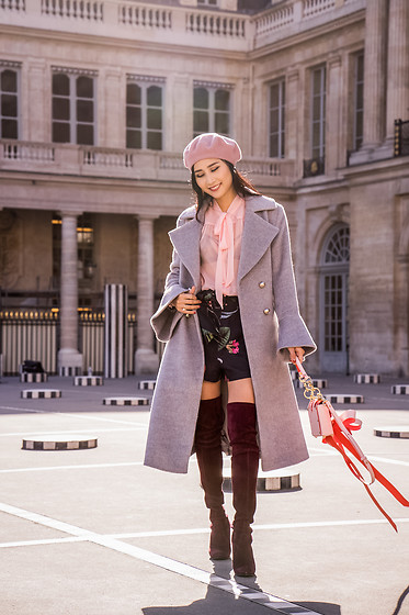 Tina Lee -  - Feminine Looks For Winter