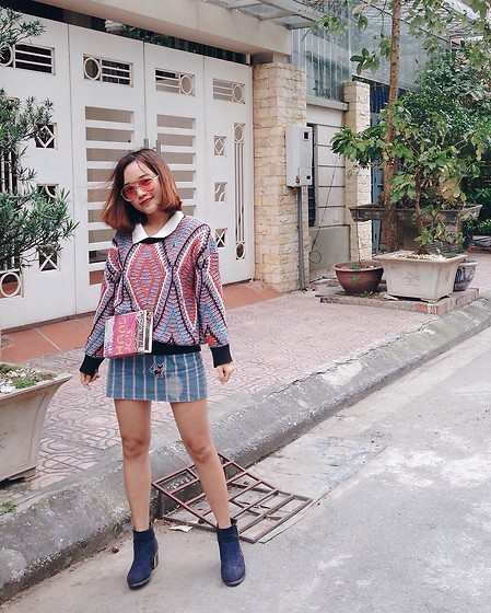 Tuyet Vu -  - Outfit today