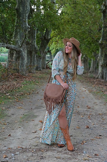 Emma MAS - Dress - Fall boho