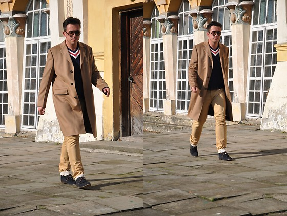 Pawel - Van Laack Camel Coat, Ltb Jeans, Polo Ralph Lauren Sweater, Fly London Boots - Bye bye november!