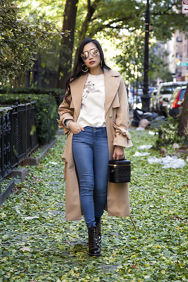 Tina Lee -  - Trench Coats For Winter
