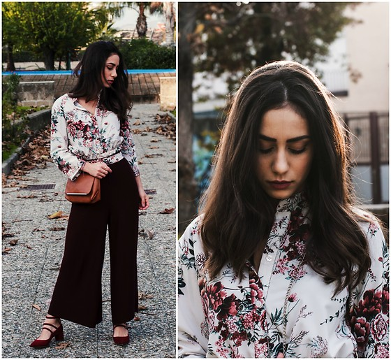 Roberta De Martino - Zara Pants, Bershka Shoes, Blouse, Bershka Bag - The Future