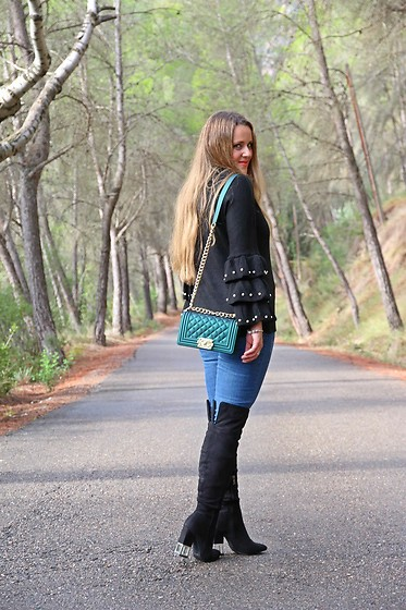 Emma MAS - Emma Loves Fashion Green Bag - Green bag