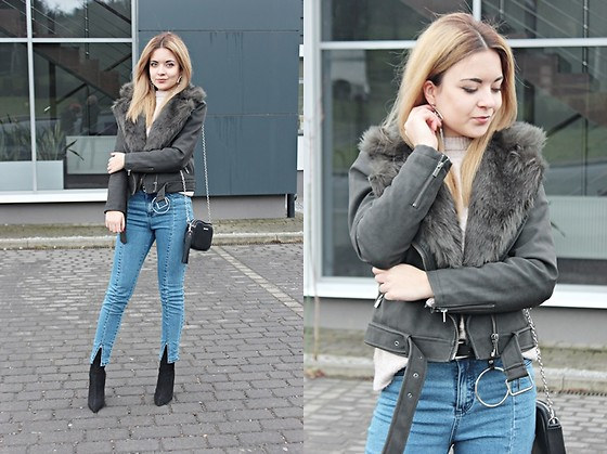 Sabina S. -  - FUR JACKET