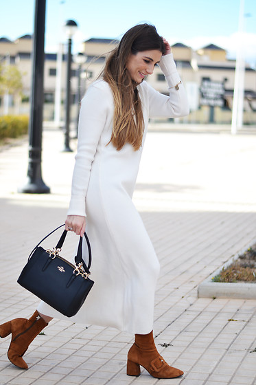 Lara Siles - Zara Dress - DOUBLE WHITE