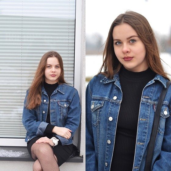 Julia Lipska -  - DENIM JACKET