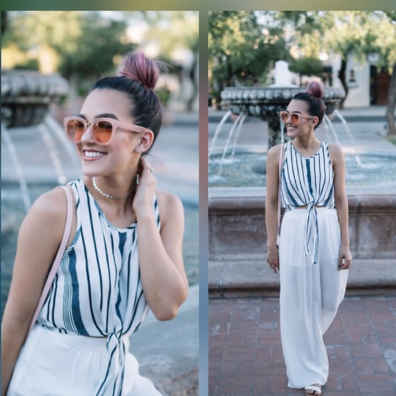 Ali C - Charlotte Russe Outfit - VACATION Ready