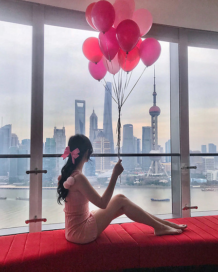 Tina Lee -  - Best Hotel Views in Shanghai