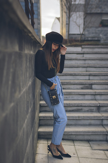 Patricia S. -  - Back To Basics: Black & Denim