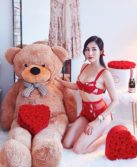 Tina Lee -  - It's Almost Valentine's Day!