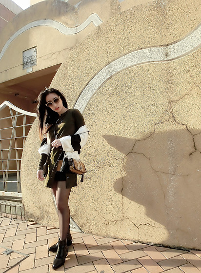 Annabelle Lao - Coach, Louis Vuitton, Louis Vuitton - Living by fashion not living by rules