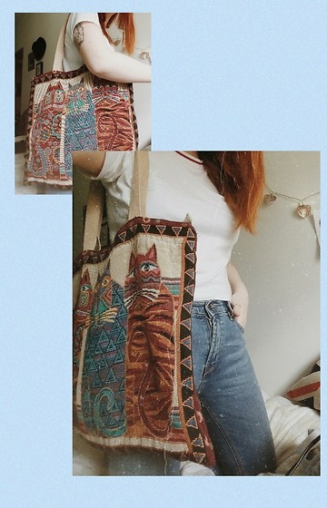 Min M - Pull & Bear Jeans - Meow you doing?